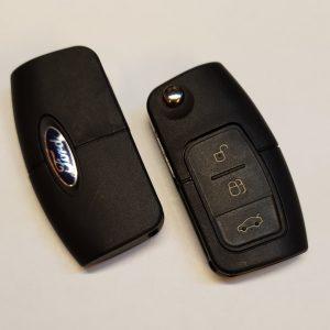 КОРПУС КЛЮЧА С ЖАЛОМ для Ford Focus 2 2008-2011, Mondeo 4 2007-2011, S-MAX/Galaxy 2006-2011, C-MAX 2007-2010, Fiesta 2008-2012.