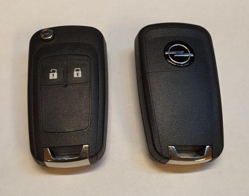 Корпус ключа для Opel Astra J с 2010 года, Opel Zafira C с 2012 года
