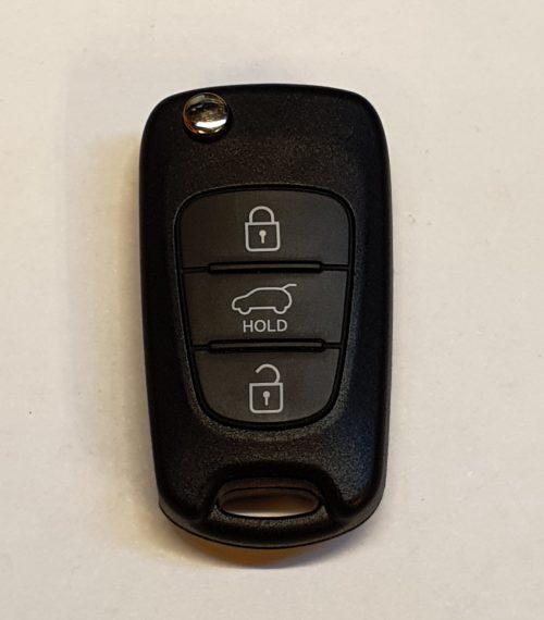 Оригинальный ключ для Hyundai ix35 2010-2013, Hyundai i20 2008-2012