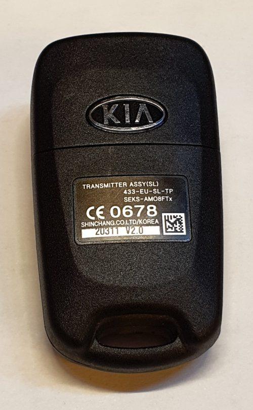 Ключ для Kia Sportage 2010-2013, PCF7936