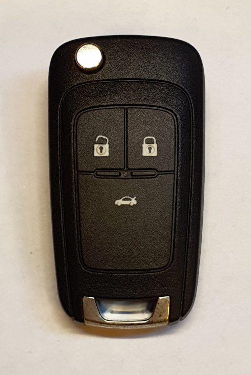 Ключ для Chevrolet Cruze