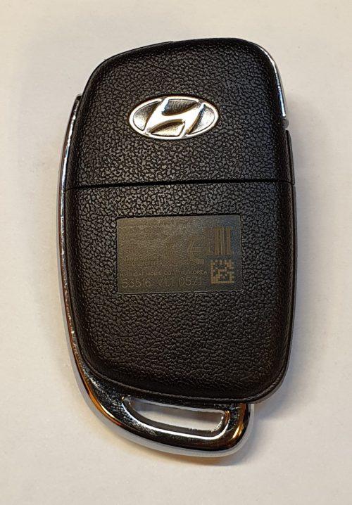 Оригинальный ключ для Hyundai Creta 2016-