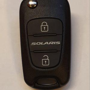 Оригинальный ключ для Hyundai Solaris 2011-2014