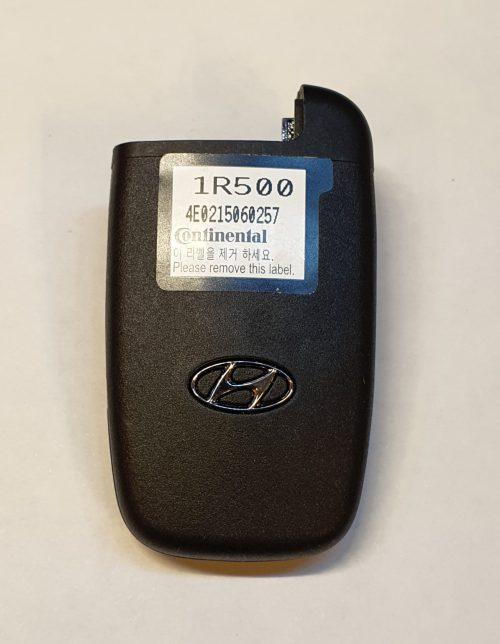 Ключ Hyundai Solaris 2011-2016