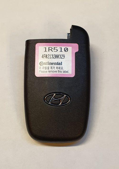 Ключ для Hyundai Solaris 2011-2015, Veloster 2011-2015